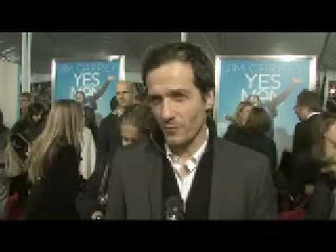 David Heyman Yes Man Premiere