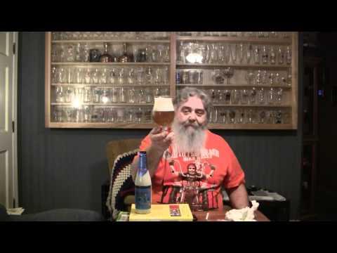 Beer Review #158 Delirium Tremens