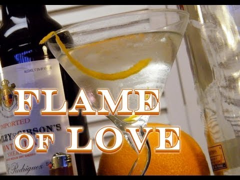 Flame of Love Cocktail – TheFNDC.com