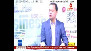 Interview on Business Platform in Asian TV