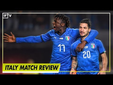 CAN MANCINI LEAD ITALY TO GLORY?