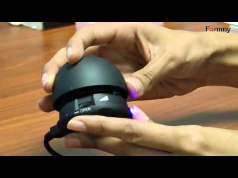 Bytech� Portable Mini Speaker