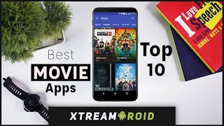 Top 10 Movie Apps To Watch & Download FREE Movies 2018 (Best Netflix Alternatives)