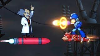 Mega Man 11 - All Bosses Superhero (No Damage/Buster Only/No Charge/No Gear/No Parts) 4K 60FPS