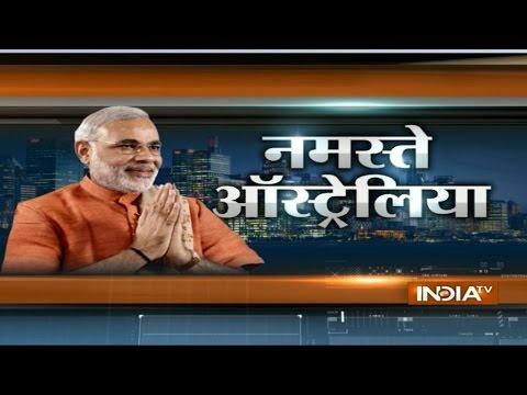 India TV Exclusive coverage from Sydney on PM Modi's Australia visit
