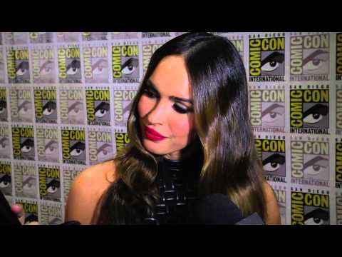 Megan Fox on badass moments and being underestimated in 'TMNT'