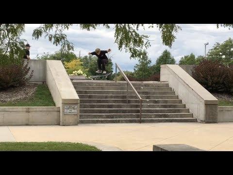 Jeff Dechesare DC Skate Plaza