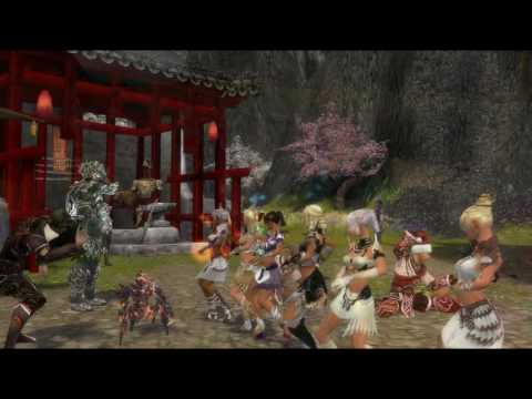 Guild Wars: Guild Wars Video Maker Group Tribute to 5 years