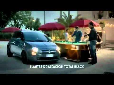 Fernando Alonso Fiat 500 Ad (Spanish)