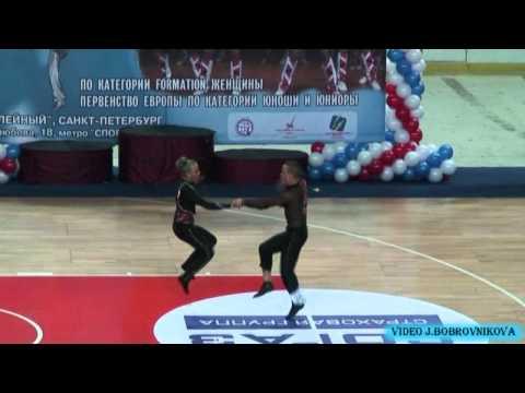Krisztian Krivenko & Nikolett Meszaros - Europameisterschaft 2011