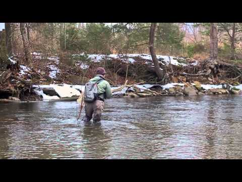 Fly Fishing Yellow Creek Bedford, Pennsylvania