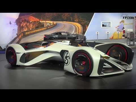 If only the Chevy Chaparral 2X Vision Gran Turismo was a real race car