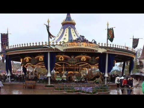 Le Carrousel de Lancelot - Disneyland Paris HD Complete Ride