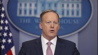 Sean Spicer White House Press Briefing Gaggle 6-26-17