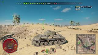 Sand River - Standard Battle | KV-1S | Billotte's Medal | World Of Tanks PS4 Console