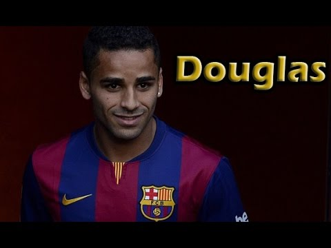 Douglas ● Goals & Skills ● Welcome to FC Barcelona |HD|