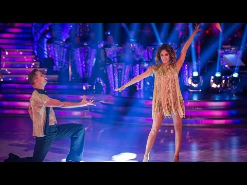 Caroline Flack & Pasha Cha Cha To 'can You Feel It?' - Strictly Come Dancing: 2014 - Bbc One video