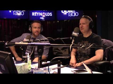 Ryan Reynolds on Deadpool - @OpieRadio @JimNorton