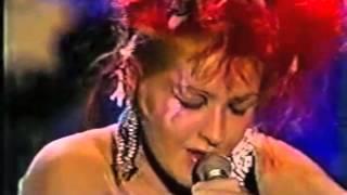 Cyndi Lauper - All Through the Night (30th anniversary video mix)