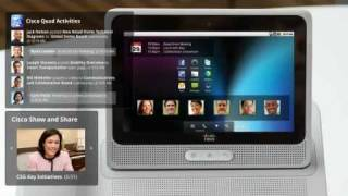 Cisco Cius Tablet overview