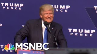 Retired Lieutenant Colonel: 'Infantile' Trump Is No Patriot | The Beat With Ari Melber | MSNBC