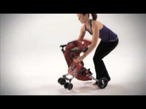Fun and Funky with the QuickSmart Easy Fold Stroller