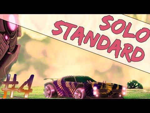 Rocket League: Solo standard #4 LA REVANCHE!