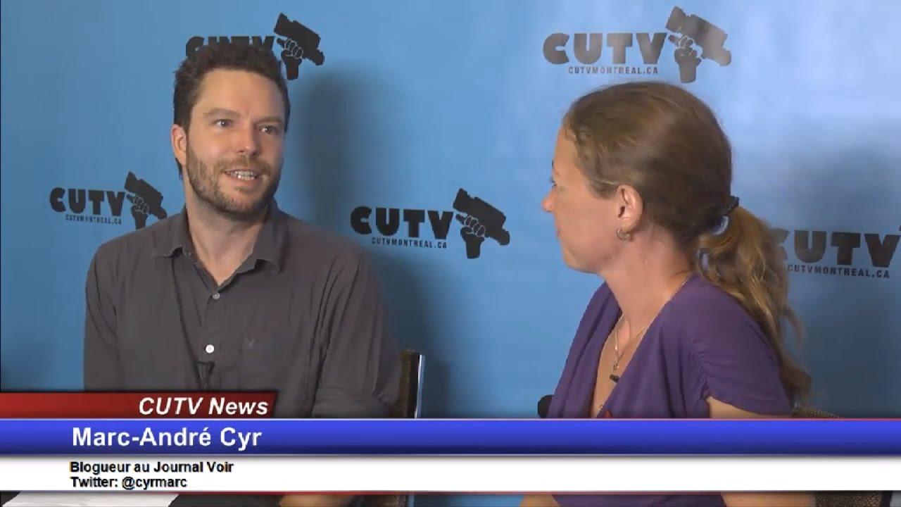 CUTV News 5 Septembre 2012