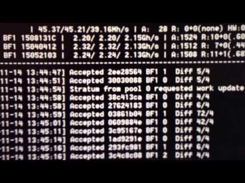 Red Fury USB ASIC Miners (2.3Gh/s) -- Mini Bitcoin Mining Rig