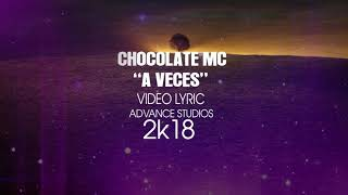 Chocolate Mc Aveces Audio