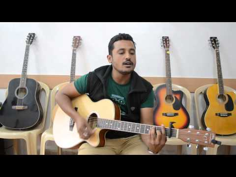 Tum Se Hi ( Jab We Met ) Guitar Cover By Arvind