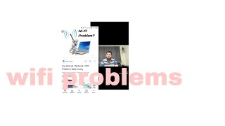 Internet not working ??? Problem with wifi ? Reasons explained #BeingShabzzz