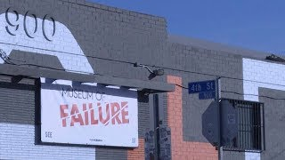 Welcome to the Museum of Failure!