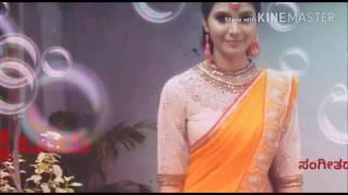 Kannada romantic song ! Ninna hejje !! Galate aliyandru !! Shivraj kumar !