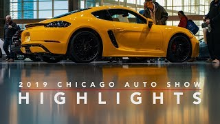 We went to the Chicago Auto Show 2019