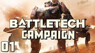 Battletech - How to Play Battletech - Guide/Tutorial - Part 1 - Battletech Campaign Intro