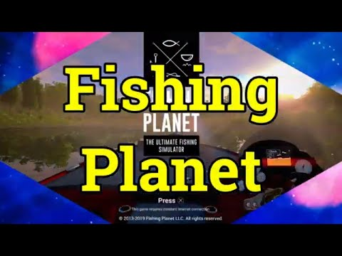 Fishing Planet #7 - Lone Star Lake