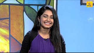 SHAKTHI CHAT STAR| LYRISIST PARVATHY|Shakthi TV