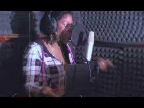 Remy Ma - When I See Her [Studio Recording Session - Dissin Lil Kim]
