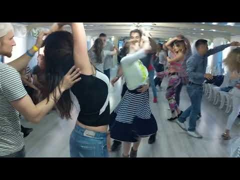 UZC2018: Boat Party Social Dances-4 ~ Zouk Soul