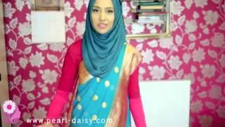 শাড়ি কিভাবে পরতে হয়  How to wear a Saree