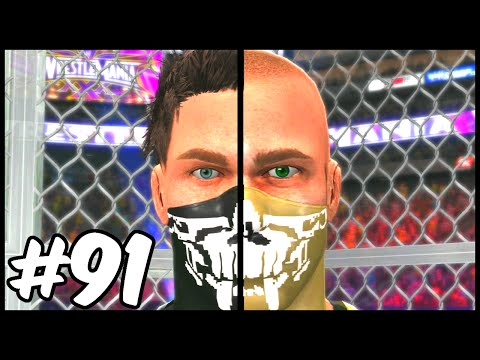 WWE 2K14   Universe Mode - 'WRESTLEMANIA!' (PART 3)   #91