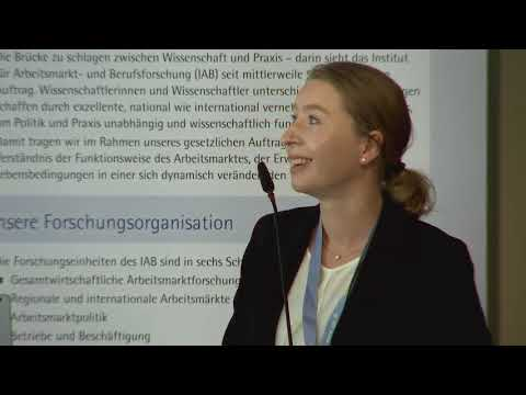 """Wissenschaft trifft Praxis """"Digitalisierung"""": Keynote Prof. Verena Nitsch"""
