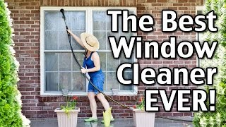 The Best Window Cleaner Ever!
