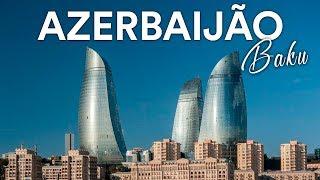 A surpreendente  BAKU | AZERBAIJÃO - Ep 2