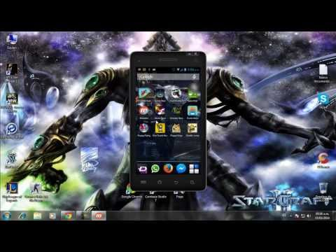 Como controlar mi Celular Android Desde mi PC