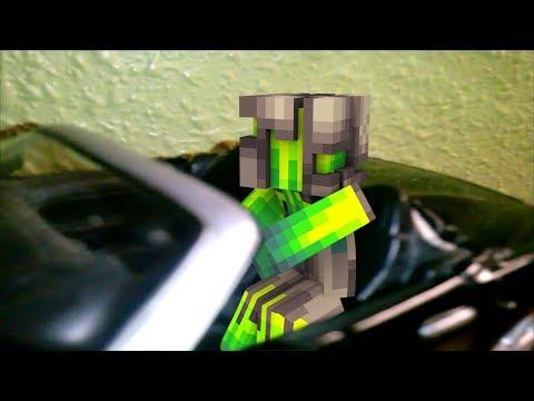 Minecraft en la Vida Real Minecraft Animation Especial 10.000