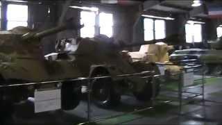 Танковый музей Кубинка, обзор глазами танкиста WOT Франция китай япония США англия часть 3