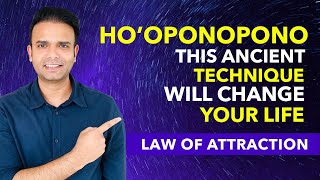 Ho'oponopono ✅Extremely Powerful Technique To Heal Your Life & Manifest Anything You Want