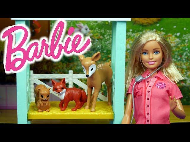 Barbie Bądź Kim Chcesz • Chora sarenka • Zwierzęcy patrol • Bajki po polsku